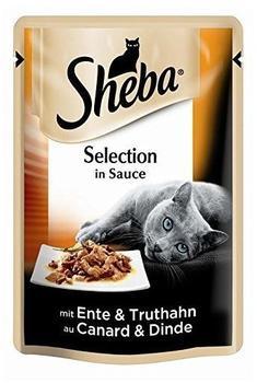 Sheba Selection in Sauce mit Ente - Truthahn