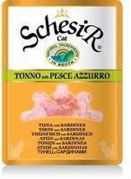 Schesir Pouch Thunfisch-Sardinen