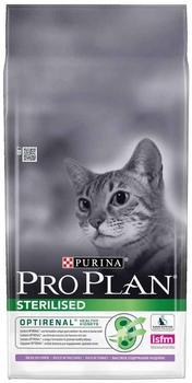 Pro Plan Kroketten für Katzen Sterilised reich an Pute (10 kg)