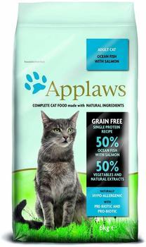 Applaws Adult Cat Seefisch & Lachs 6kg