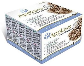 Applaws Fisch Selection Multipack 12 x 70 g