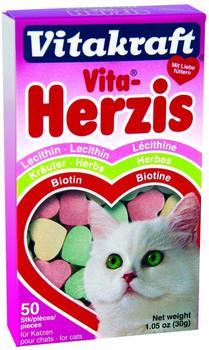 Vitakraft Vita Herzis 50St Katze: