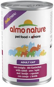 Almo Nature Dailymenu Kaninchen (400 g)