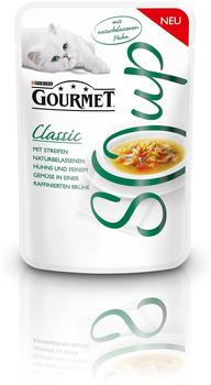 Gourmet Soup 32x40g Huhn - Gemüse