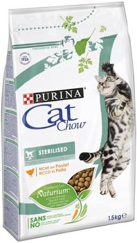 Purina Cat Chow Sterilized (1,5 kg)
