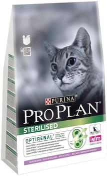 Purina Pro Plan Sterilised turkey (3 kg)