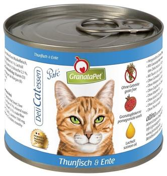GranataPet DeliCatessen Thunfisch & Ente