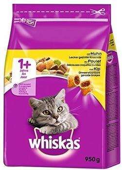Whiskas 1+ mit Huhn 5 x 950 g