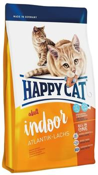 HAPPY CAT Adult Indoor Atlantik-Lachs 4 kg