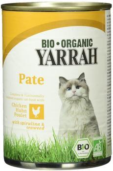 Yarrah Wellness Paté Huhn (400 g)