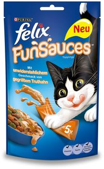 Felix FunSauces Truthahn 75 g