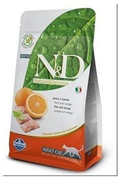 Farmina Pet Foods Farmina N&D Katze Kabeljau & Orange Trockenfutter
