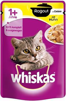 Whiskas 1+ Ragout mit Huhn in Gelee 85 g