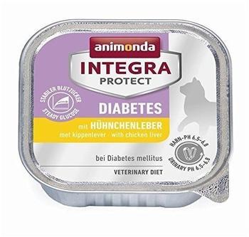Animonda Integra Protect Diabetes Hühnchenleber | 16x 100g
