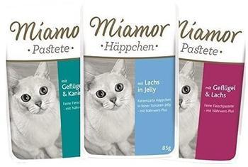 Miamor Pastete Huhn+Gans 85gP