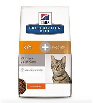 Hills k/d + Mobility - Feline - 2 kg