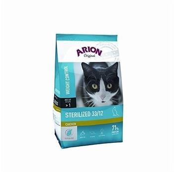 Arion Cat Original Sterilized 33/12 Chicken