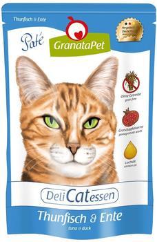 GranataPet | DeliCatessen Thunfisch Ente 12 x 85 g