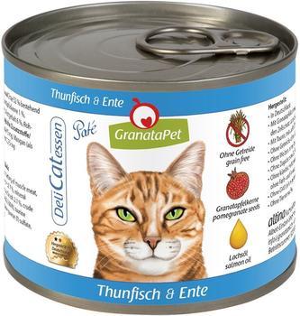 GranataPet | DeliCatessen Thunfisch Ente 6 x 200 g)
