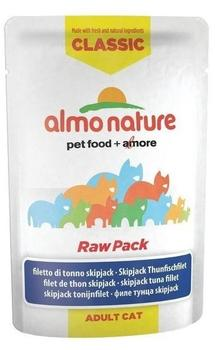almo nature Almo HFC Raw Pack Wet, Skip Jack Thunfischfilet