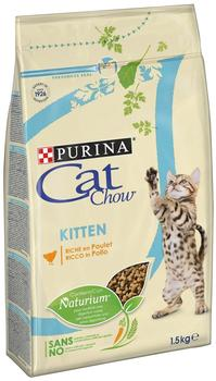 Purina Cat Chow Kitten chicken (1,5 kg)