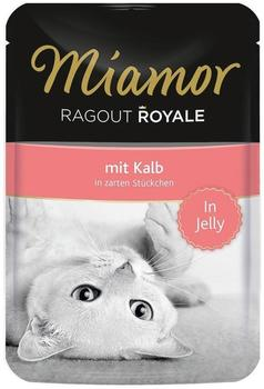 Miamor | Ragout Royale Kalb in Jelly 22 x 100g
