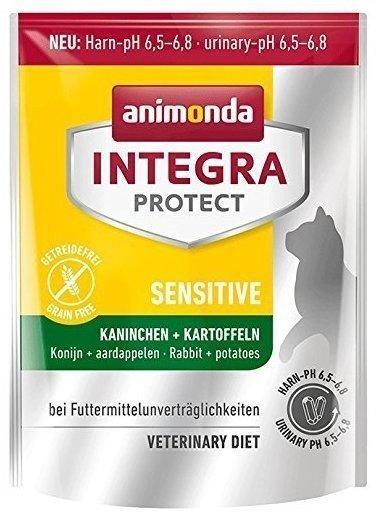 Animonda Integra Protect Sensitive Kaninchen & Kartoffeln Katzentrockenfutter