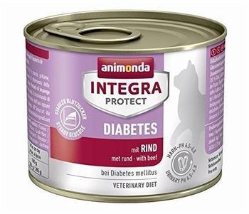 Animonda Integra Protect Diabetes Rind | 6x 200g
