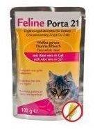 Schulze Feline Porta 21 Thunfischfleisch mit Aloe