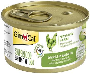 gimcat-superfood-shinycat-duo-huehnchenfilet-mit-epfeln-24x70g