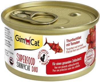 GimCat Superfood ShinyCat Duo 24 Dosen