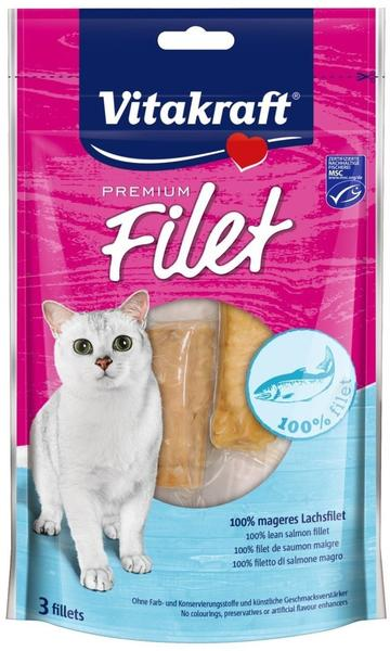 Vitakraft Premium Filet Lachs 54 g