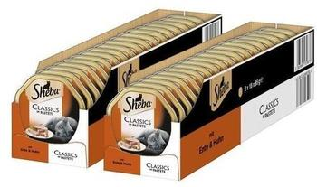 Sheba Classics in Pastete Ente & Huhn 36 x 85 g