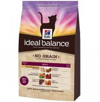 Hills Hills Feline Ideal Balance No Grain Huhn & Kartoffel