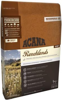 Acana Cat Ranchlands mit Rind, Lamm & Schwein (5,4 kg)