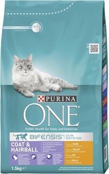 Purina Coat & Hairball - 1,5 kg