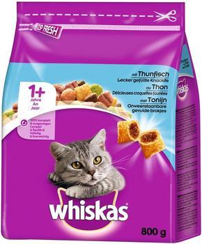 Whiskas 1+ mit Thunfisch 800 g