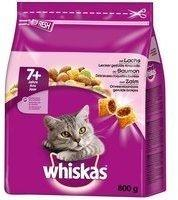 Whiskas Senior mit Lachs 800 g