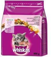 Whiskas Junior Lachs Katzenfutter trocken