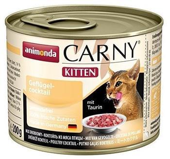 Animonda Carny Kitten: Baby-Paté