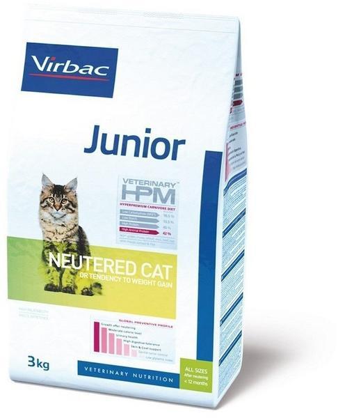 HPM Veterinary - Junior Neutered Cat - 3kg