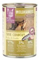 Fressnapf Real Nature Wilderness Adult True Country Huhn & Lachs