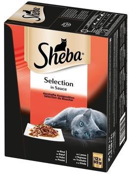 Sheba Selection in Sauce Herzhafte Komposition