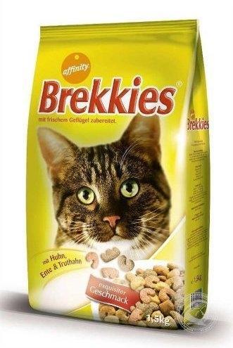 Brekkies Huhn, Ente & Truthahn 1,5 kg
