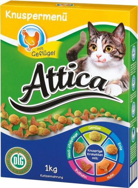 Netto Marken-Discount Attica Knuspermenü mit Geflügel