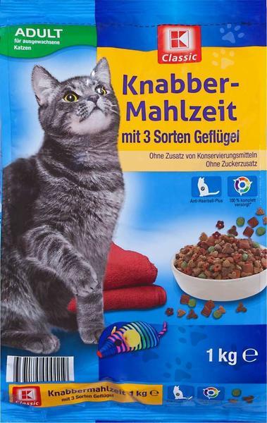 Kaufland K-Classic Knabbermahlzeit mit 3 Sorten Geflügel