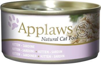 Applaws Kitten Sardine 70g