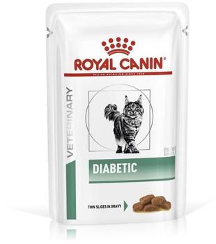 Royal Canin Veterinary Diet Diabetic Feline 12x85g
