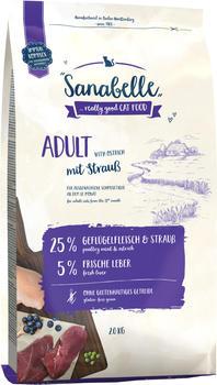 bosch Sanabelle Adult Strauß (2 kg)