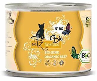 Catz finefood Bio N° 507 Rind 200g